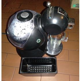 Cafetera Nescafé Moulinex Dolce Gusto Negra - En Nuñez