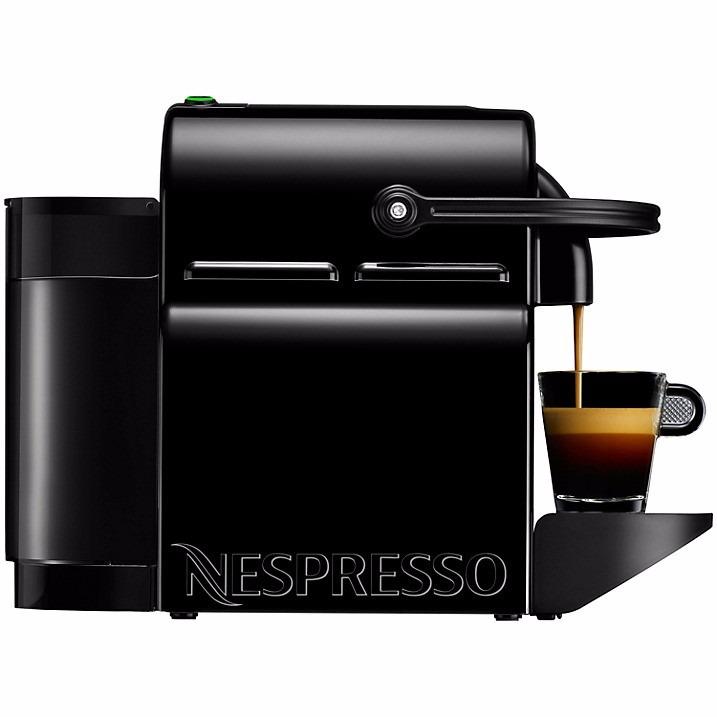 Cafetera Nespresso Inissia D40 Ar-bk-ne Black - Nueva - $ 2.499,00 ...