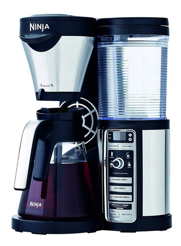 cafetera ninja coffee bar auto iq one touch frio o caliente
