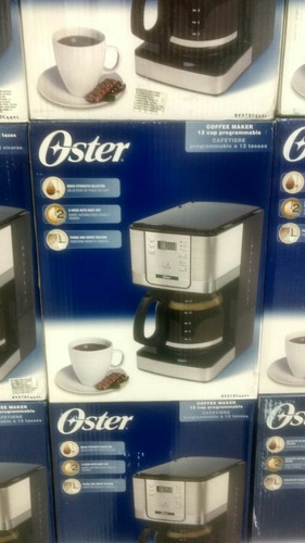 cafetera oster 12 tazas