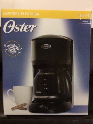 cafetera oster 3196 12 tazas original filtro lavable