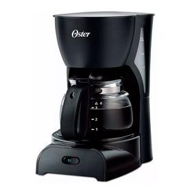 Cafetera Oster Bvstdcdr5b 4 Tazas Filtro Permanente Lavable
