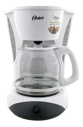 cafetera oster bvstdcdw12w 12 tazas blanca