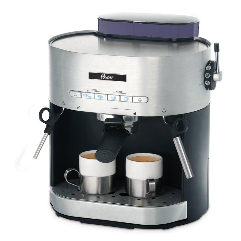 Cafetera oster espresso y capuccino semiautom tica 15 - Mejor cafetera express para casa ...
