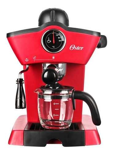 cafetera oster, expresso capuccino bvstem4188