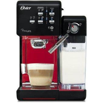 cafetera oster prima latte-roja