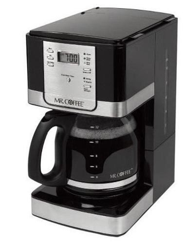 cafetera para 6 tazas mr coffee
