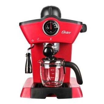 cafetera para expresso y capuchino oster 4188