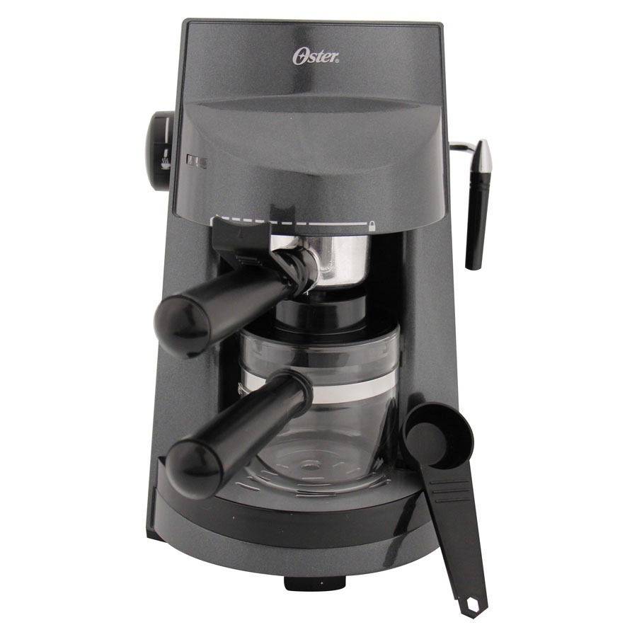 Cafetera para expresso y capuchino oster p 4 tazas nueva for Tazas para espresso