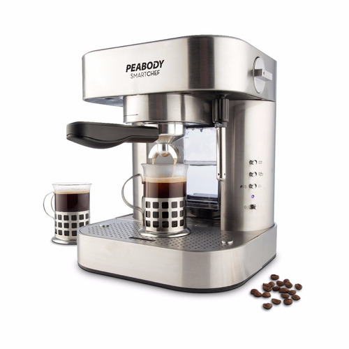 cafetera peabody express ce19 19 bar 1300w 1,5 lts.