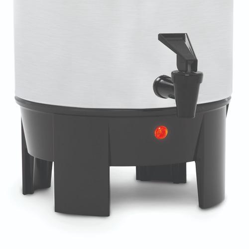 cafetera percoladora 42 tz aluminio comercial westbend 58002