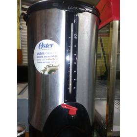 Cafetera Percoladora Industrial Oster 100 Tazas Usada