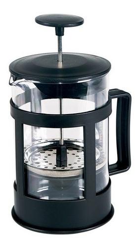 cafetera prensa francesa vidrio 800ml tipo émbolo