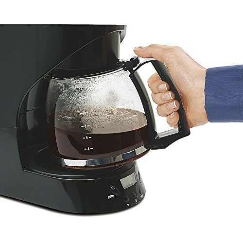 cafetera proctor silex 43574y programable, 12-cup
