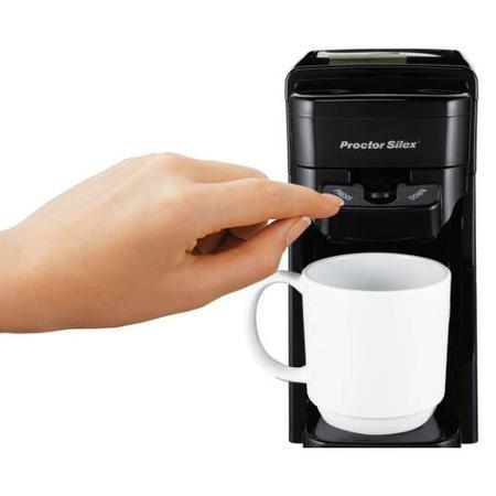 cafetera proctor silex un solo servicio
