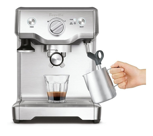 cafetera profesional comercial breville duo-temp espresso