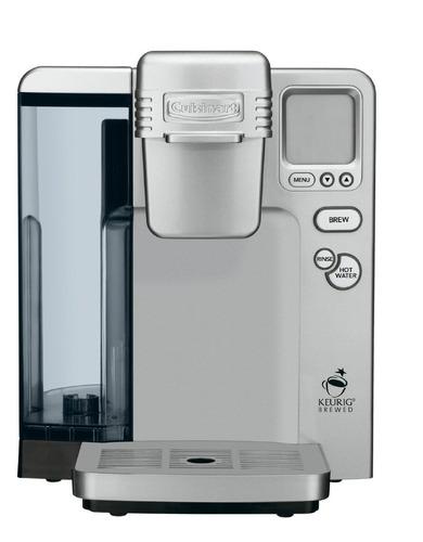 cafetera profesional de cápsulas cuisinart ss-700 importada