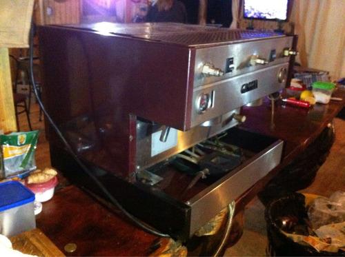 cafetera profesional gaggia usada en buen estado