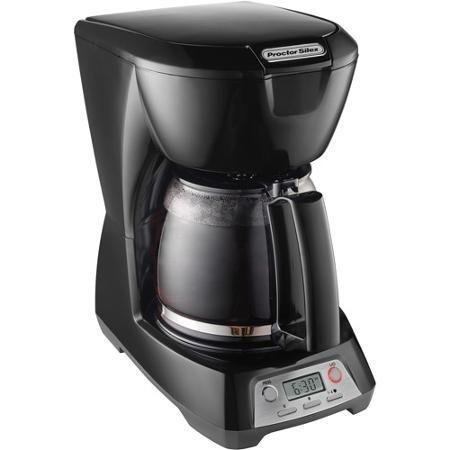 cafetera programable 12 tazas proctor silex 43672