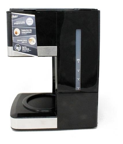 cafetera programable 8 tazas j/acero inox oster bvstdc4402