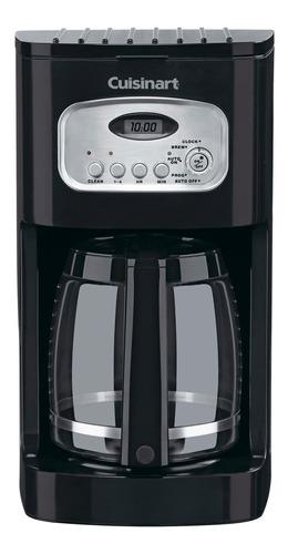 cafetera programable de 12 tazas (1.75l) cuisinart - dcc-110