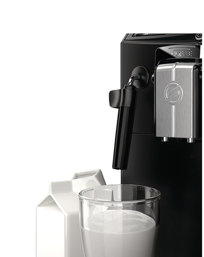 cafetera saeco minuto focus automatic e type hd8775