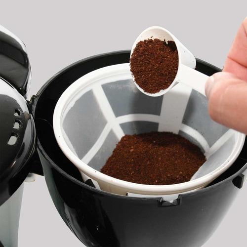 cafetera taurus coffeemax 12 12tazas 800w negra