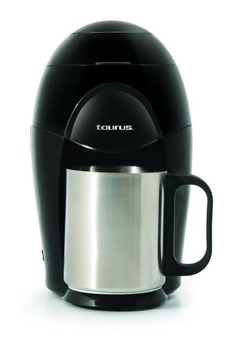 cafetera taurus medea 1 taza filtro permanente