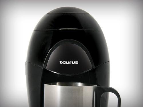 cafetera taurus medea 5 taza filtro permanente