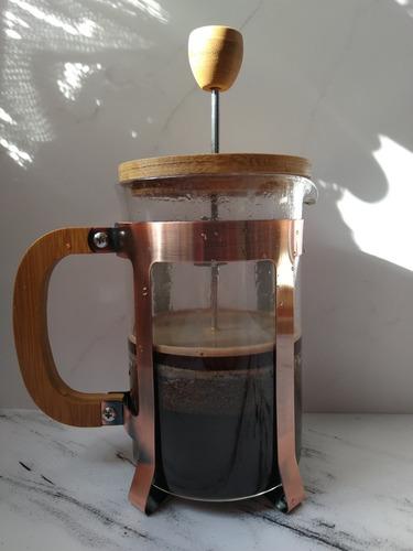 cafetera / tetera prensa francesa émbolo - 800ml