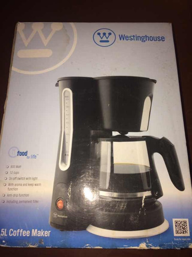 cafetera westinghouse
