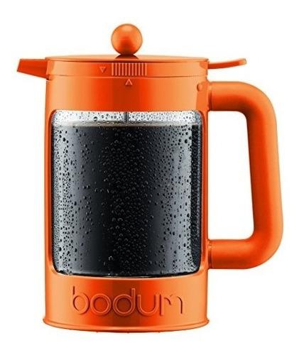 cafetera/prensa francesa bodum bean para hacer caféhelado