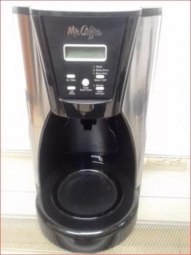 cafeteras eléctrica programable mr. coffee