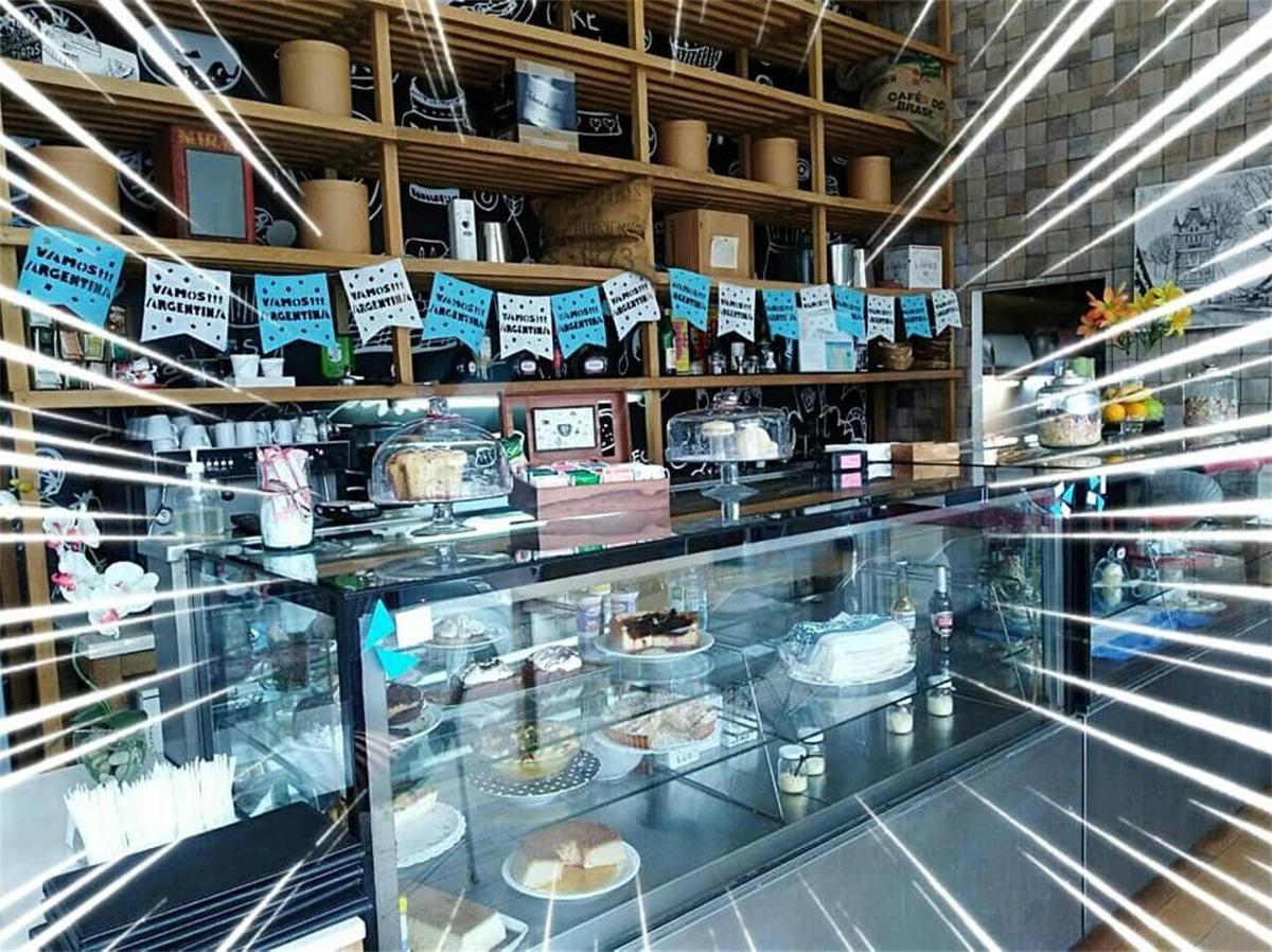 cafetería casa en venta ph fondo de comercio