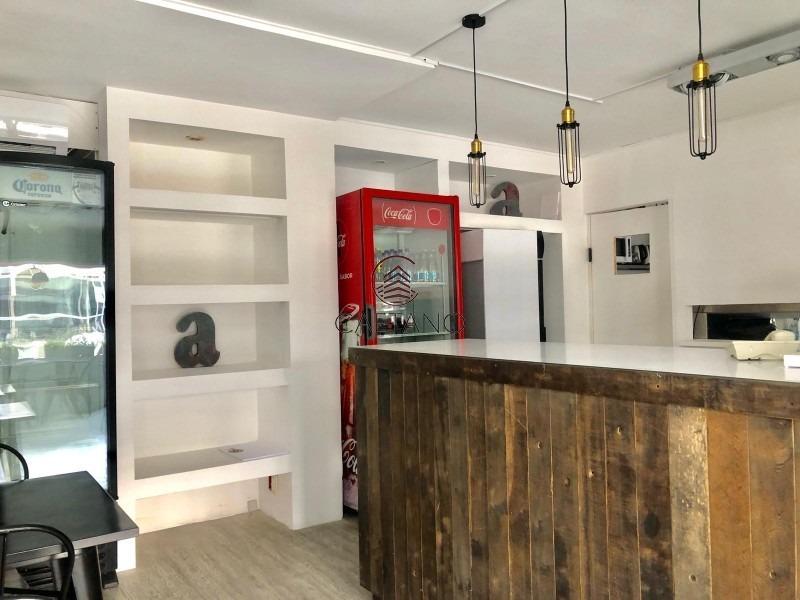 cafetería completa para trabajar en zona exclusiva de punta del este-ref:83