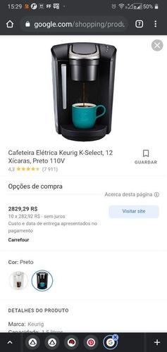 cafeteria elétrica