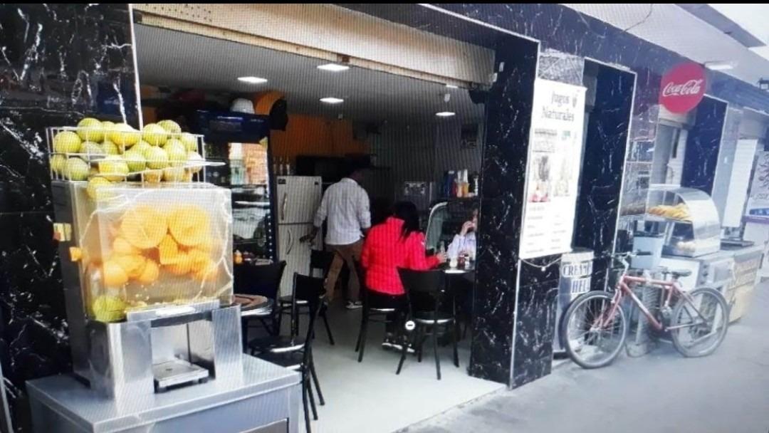 cafetería excelente ubicación