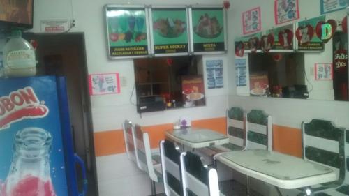 cafeteria fruteria