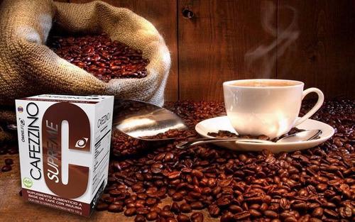 cafezzino supreme omnilife - control de peso