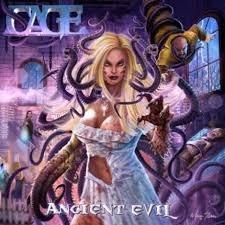 cage - ancient evil (cd importado)