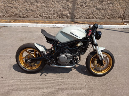 cagiva | cafe racer | brat | street fighter