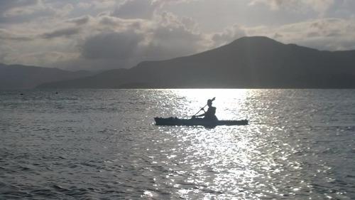 caiaque 1 lugar camuflado(pesca e lazer)
