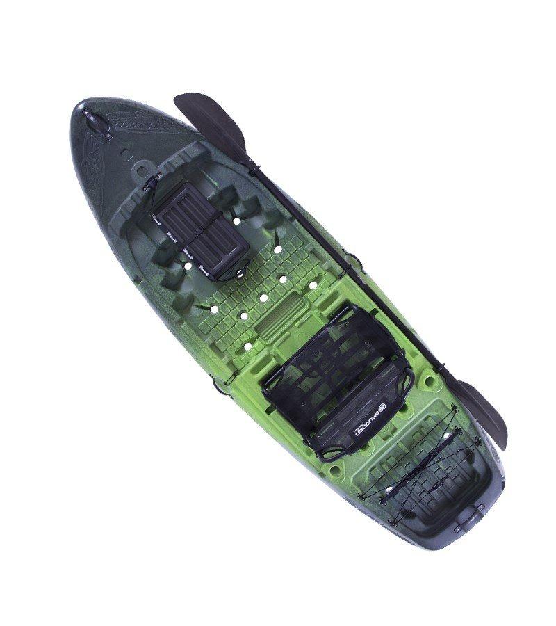 a8fd596bb caiaque de pesca brudden hunter 285 pro lima + cooler. Carregando zoom.