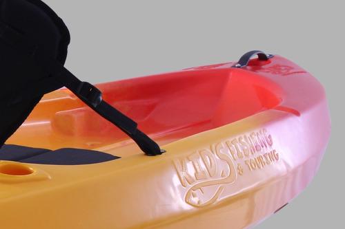 caiaque kid's brudden nautica - lançamento