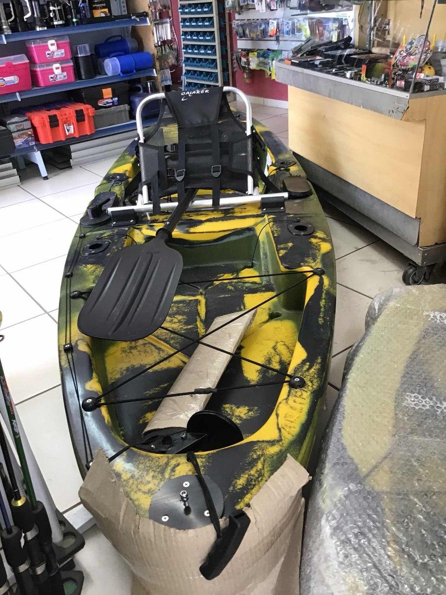d3b3dcfc3 caiaque marlim caiaker pronto para pedal top caiaker. Carregando zoom.