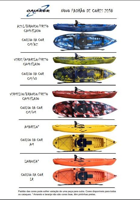 ce4f87d78 Caiaque Marlim Pesca Fishing- Caiaker - Pescaria - R  2.599