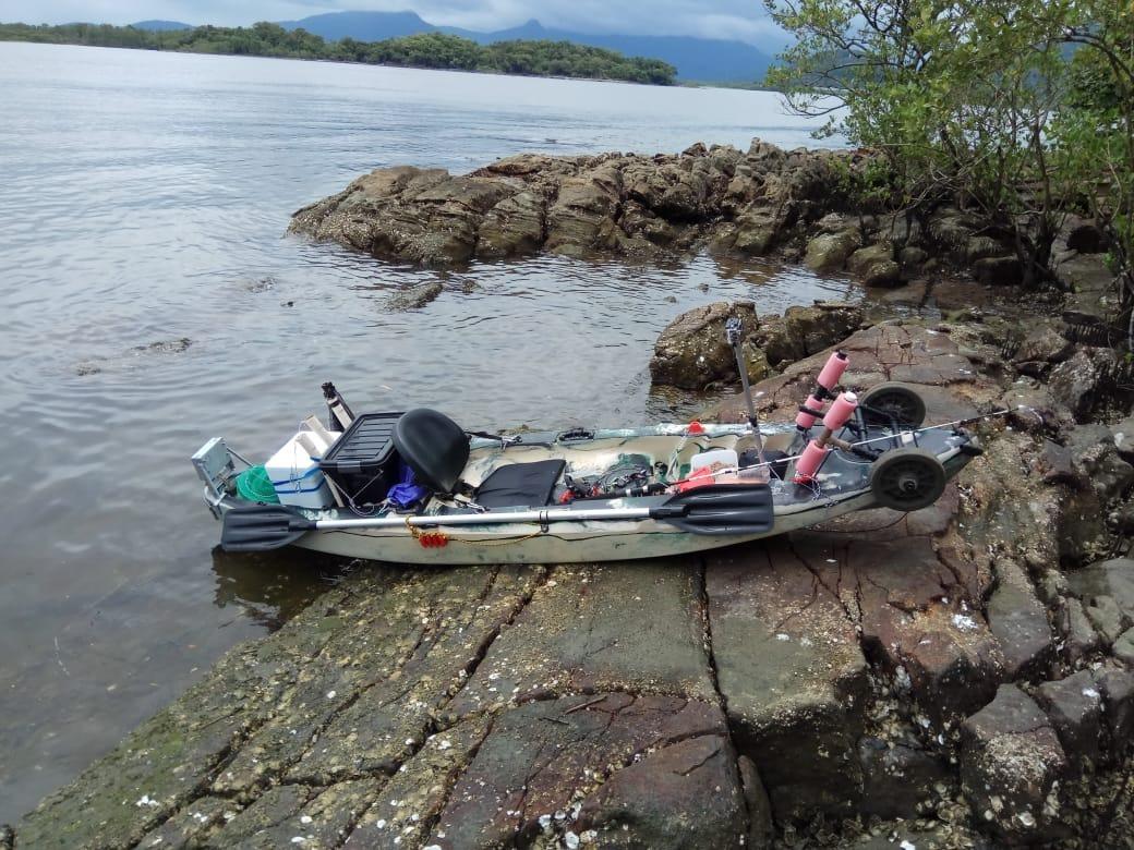 caiaque pescaria pro fish + motor popa curitiba. Carregando zoom. 945e0c5a79a