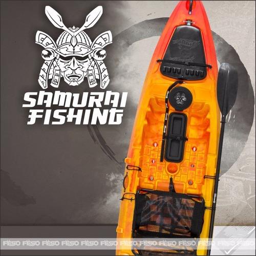 caiaque samurai fishing - brudden nautica