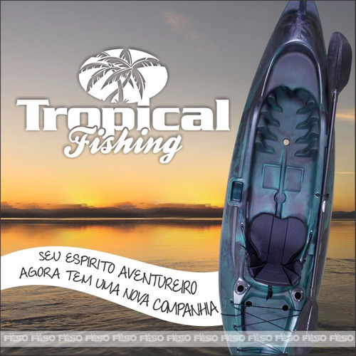 caiaque tropical fishing - brudden nautica