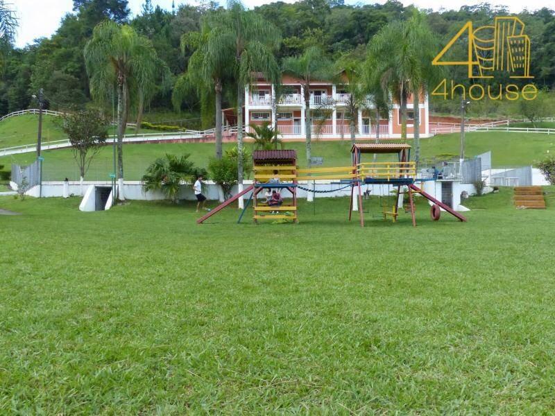 caieiras - magnífico clube de campo com estrutura de hotel fazenda para venda ou sócio. - ho0005
